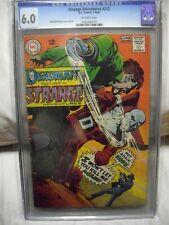 COMIC STRANGE ADVENTURES 212 CGC 6.0 1968 DC NEAL ADAMS COVER, ART & STORY