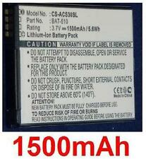 Batería 1500mAh Para ACER Iconia Smart, S300, BAT-510(1ICP5/42/61) BT.0010S.001