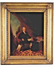 19th Century American Oil Paul Beck Founder Philadelphia Academy Fine Arts!!!!!!