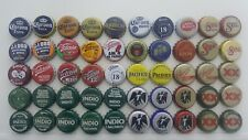 MEXICO - 50 BEER BOTTLE CAPS - ALL DIFFERENTS