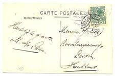 NEDERLAND  S.M.N. 1929 AK ALGER  =M.S.CHRISTIAAN HUYGENS = PM- POSTAGENT  FINE