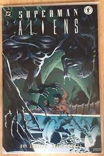 Superman/Aliens (Superman vs Aliens) Book Three (DC/Dark Horse Comics)