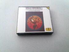 "LEONARD BERNSTEIN ""MAHLER SYMPHONIE No 3"" 2CD CHRISTA LUDWIG NEW YORK PHILHARMON"