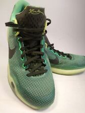 official photos 8415a 6ba37 Nike Kobe Sequoia Poison Green Volt Vino Black 705317-333 Size 12