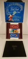 Trivial Pursuit Disney Family Edition Board Game Parker Brothers 1986 Complete