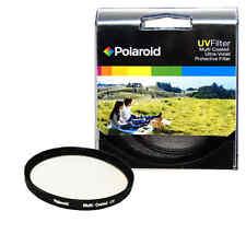 Polaroid Optics 58mm Multi-Coated UV Protective Camera Lens Filter