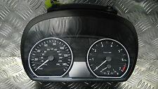 Speedo Cluster Strumento Benzina 4 Cyl (6947136) #112 - BMW SERIE E8X 1