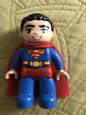 Lego Duplo  Replacement Figure EUC Super Man
