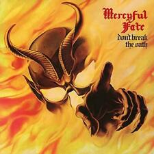 Mercyful Fate - Don't Break The Oath (Reissue) (NEW CD DIGI)