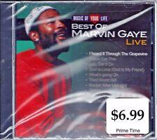 MARVIN GAYE: BEST OF / CD