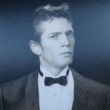 1986 Vintage ROBERT MAPPLETHORPE Self Portrait Tux Photo Art original post card