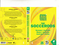 FIFA:World Cup 2010:South Africa-The Socceroos-Soccer FIFA World Cup-3 Disc-DVD