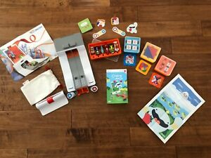 Osmo Genius Kit bundle with Hot Wheels Mind Racers