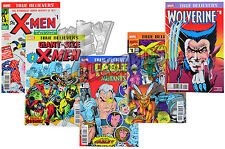 True Believers X-Men #1 GSXM #1 New Mutants #87 X-Force #1 Wolverine #1 5 Pack