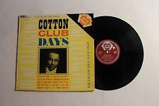 DUKE ELLINGTON & HIS ORCHESTRA Cotton Club Days LP AH-23 1962 UK VG++ 15C