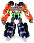 RARE Transformers Optimus Prime Vehicle Hauler w/ Neon Green Accents Tomy Hasbro
