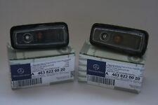 Genuine Mercedes-Benz W60 W463 G-Class Side Marker Lights A4638220020