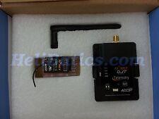 NEW FrSky DJT + V8R4-II Rx Combo - 2-Way Non-Telemetry w/ Standard 2dB Antenna