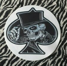 ACE OF SPADES  TURNTABLE (RECORD PLAYER) SLIPMAT.