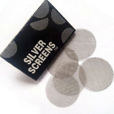 100Pcs Multifunctional Hookah Water Pipe Metal Filters Smoke Screen Gauze YP