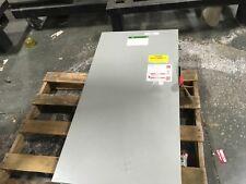 Eaton Cutler-Hammer heavy duty switch, 400amp, 600v~, 250v, DH65UGK