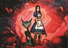 ALICE MADNESS RETURNS POSTER ART PRINT PICTURE A3 11.7 × 16.5 INCH AMK1594