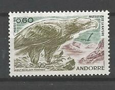 Andorre Français 1972 Yvert n° 219 neuf ** 1er choix