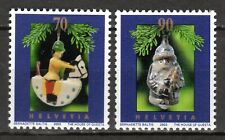 Switzerland - 2003 Christmas -  Mi. 1857-58 MNH