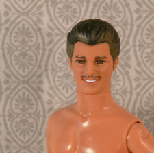 Nude KEN Rhett Butler CLARK GABEL Gone With the Wind VERY HANDSOME...!