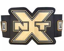 NXT Championship Title Belt Official WWE Sealed Wrestling Belt-Brand new