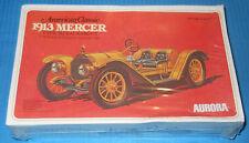 Vintage Aurora 1913 Mercer Raceabout-New-Sealed 1/16 Scale-Model Car Swap Meet