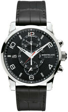 105077 | BRAND NEW & AUTHENTIC MONTBLANC TIMEWALKER CHRONOGRAPH 43MM MENS WATCH