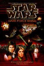 Star Wars The Thrawn Trilogy: Dark Force Rising Vol. 2 by Timothy Zahn (1992,...