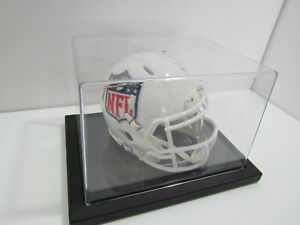 #74 Signed NFL Mini Helmet - unauthenticated