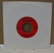 Jackie Lee - The Shotgun And The Duck - US Old Soul Records - 7 Inch