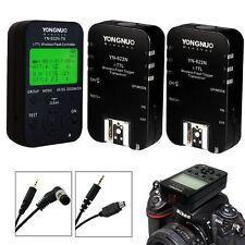 2 x Yongnuo YN622N Flash Trigger TTL + YN622N TX Controller for Nikon IT