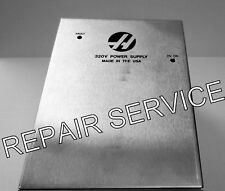 REPAIR SERVICE- HAAS 93-32-5557, 320V, 5HP POWER SUPPLY