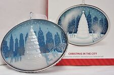 Hallmark 2014 Christmas in the City Collectible Ornament New in Box