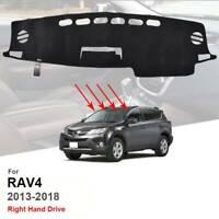 Xukey Dash Mat Dashmat For Toyota RAV4 40 Series GXL Cruiser 2013 - 2018