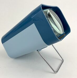 Vtg Paterson Trident MCM 2x2 Slide Light-up Zoom Viewer - Same Used in Star Wars