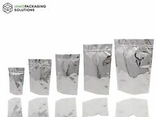Heat Seal Stand Up Shine Bags / Pouches Zip Lock Bag Food Grade