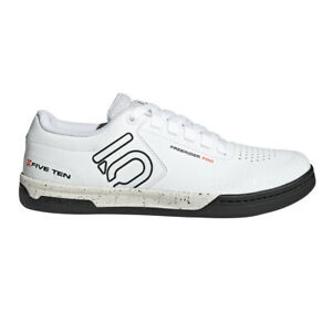 Five Ten Mens Freerider Pro Mountain Bike Shoes White Sports Breathable