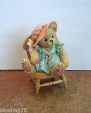 Enesco Cherished Teddies A Mother's Love Bears All Things #624861 Nib (Ct6)