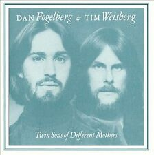 1 CENT CD Twin Sons of Different Mothers - Dan Fogelberg/Tim Weisberg