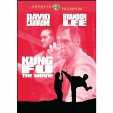 Kung Fu: The Movie DVD (1986) - David Carradine, Richard Lang