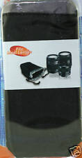 Deluxe Lens Pouch For  Canon 75-300mm 55-250mm 70-300mm 28-135mm 18-135mm 100mm
