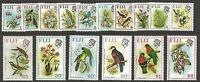 FIJI SG435/50 1971 BIRDS & FLOWERS MNH
