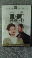 The Ghost and Mrs. Muir (DVD, 2003) Rex Harrison and Gene Tierney