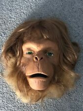 ORANGUTAN MAKEUP MODEL USED IN THE MAKING OF THE 1968 MOVIE 'PLANET OF THE APES'