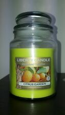 LIBERTY CANDLE Homestead Collection Citrus Garden 510 grams 105 hours burn time